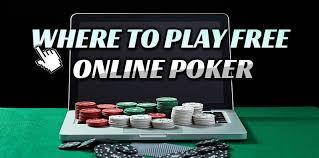 Free Online Poker Sites