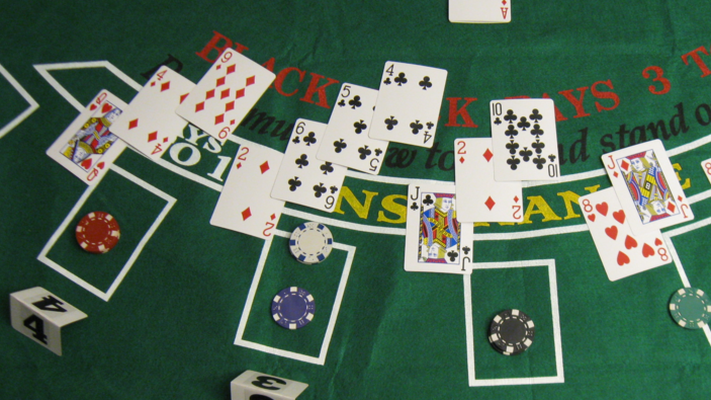 Cards Counting Basics